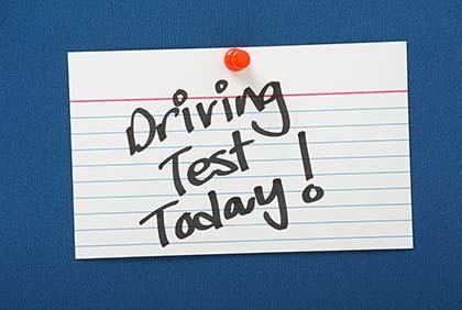 Driving Test Pic Richmond VA